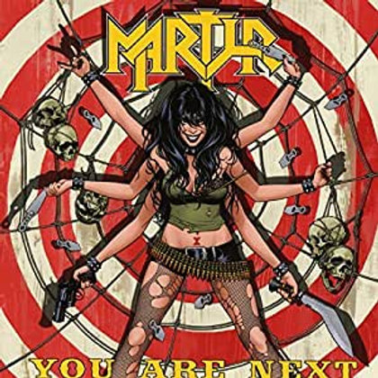 MARTYR  - YOU ARE NEXT - CD