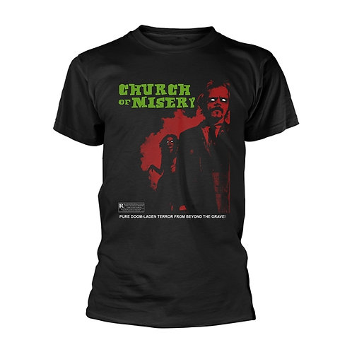 CHURCH OF MISERY - Rated R - T shirt