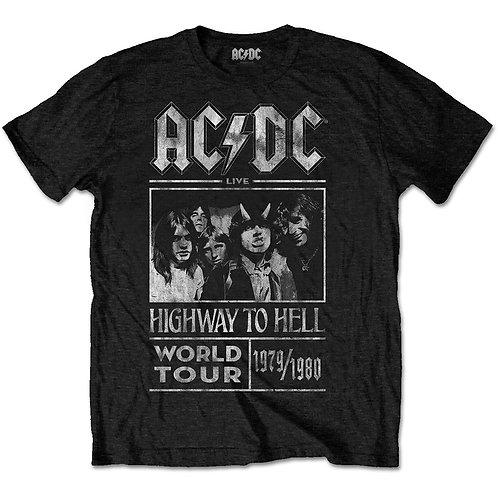 AC/DC - World Tour 79/80