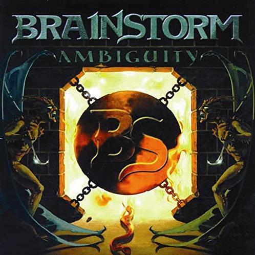 BRAINSTORM - AMBIGUITY - CD