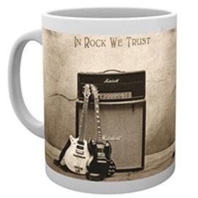 MUG - AC/DC - IN ROCK WE TRUST