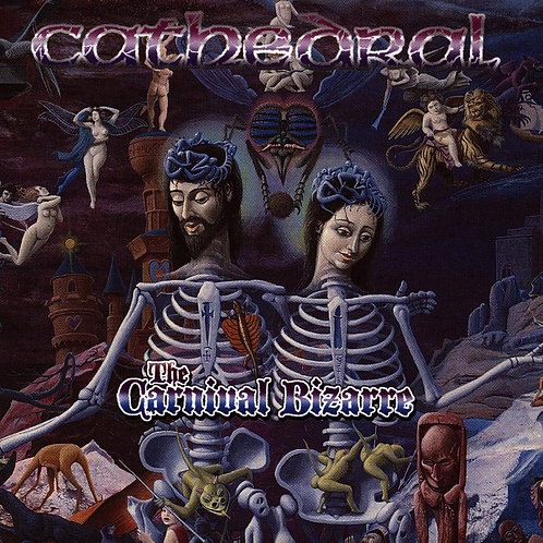 CATHEDRAL - The Carnival Bizarre - CD
