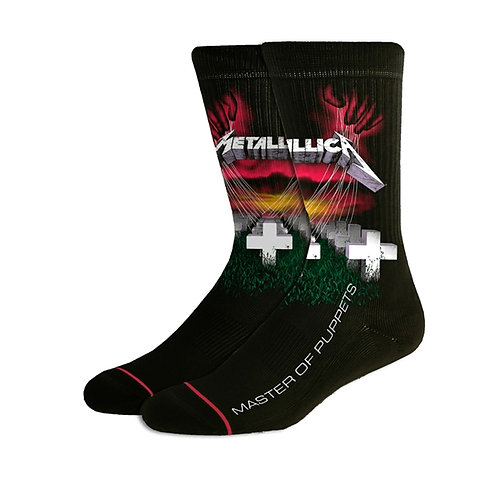 Chausettes METALLICA - Master Of Puppets