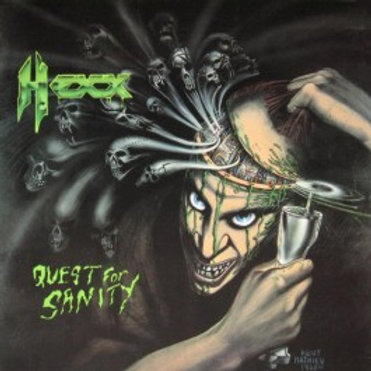 HEXX - Quest For Sanity - CD