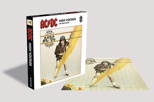 PUZZLE - AC/DC - High Voltage