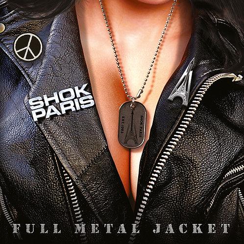 SHOK PARIS - Full Metal Jacket - BLACK LP+BONUS CD