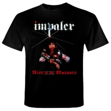 IMPALER - RISE OF THE MUTANTS - Official T-shirt