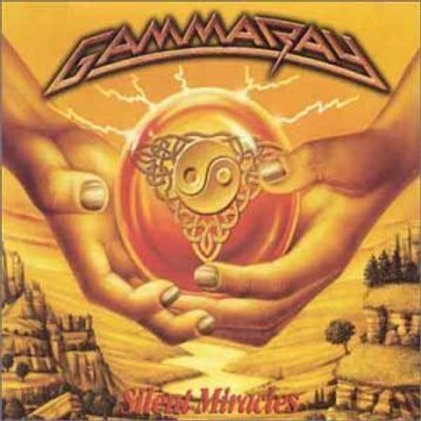 GAMMA RAY - SILENT MIRACLES - CD