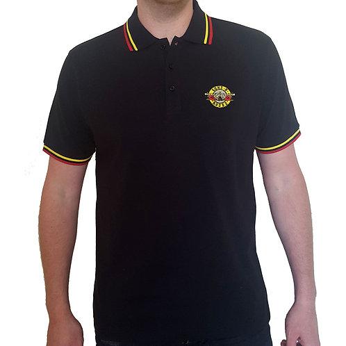 Guns n' roses - Official Polo shirt - Black