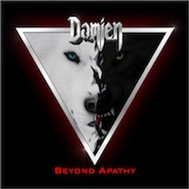 DAMIEN - Beyond Apathy - CD+DVD