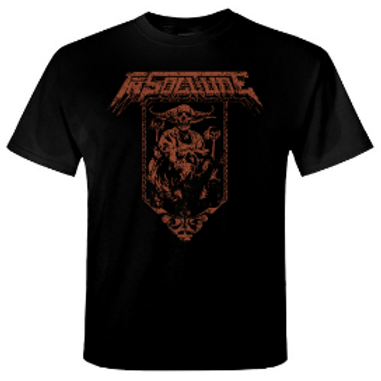 IN SOLITUDE - Classic  - Official T shirt