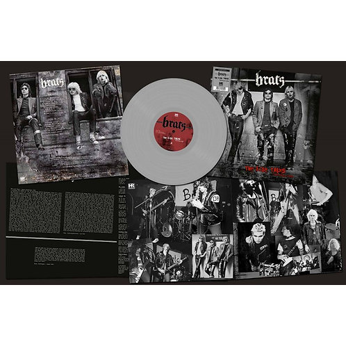 BRATS - THE LOST TAPES 1979 - SILVER VINYL
