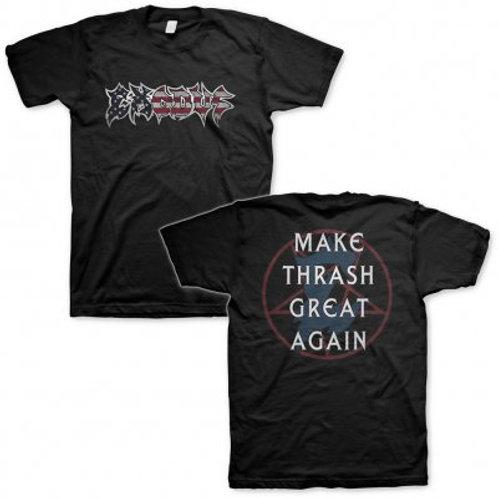 EXODUS - Make Thrash Great Again - Official T Shirt