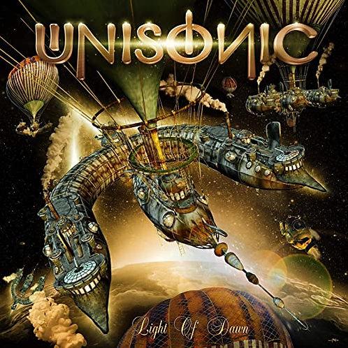 UNISONIC - LIGHT OF DAWN - DIGI CD
