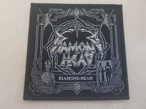 DIAMOND HEAD - Woven Patch