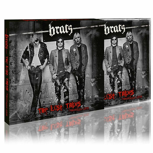 BRATS -THE LOST TAPES 79 - SLIPCASE CD