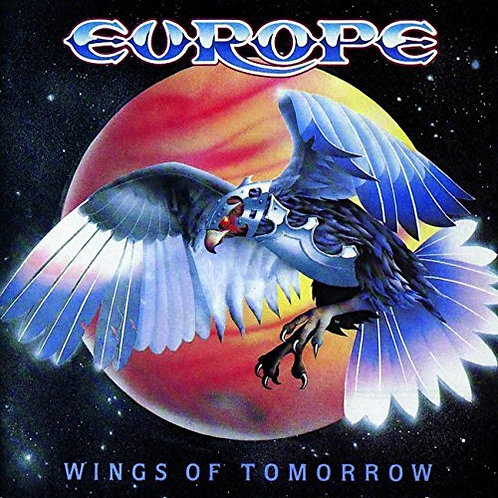 EUROPE - Wings Of Tomorrow - CD