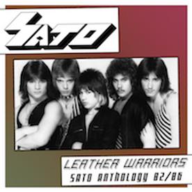 SATO - Leather Warriors ANTHOLOGY - CD+DVD
