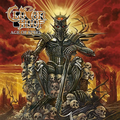 CLOVEN HOOF - Age Of Steel - CD