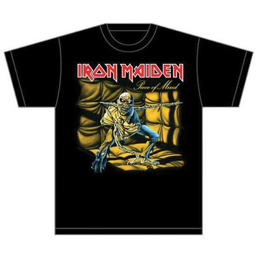 IRON MAIDEN - Piece Of Mind Classic - Official T shirt