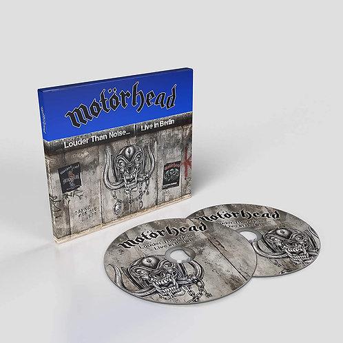 MORTORHEAD -  LOUDER THAN NOISE...LIVE IN BERLIN - DIGI CD/DVD