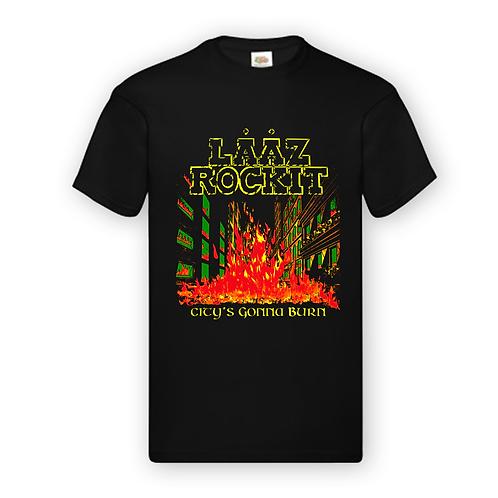 LAAZ ROCKIT - City's gonna burn