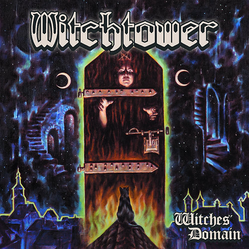 WITCHTOWER - Witches' Domain - CD