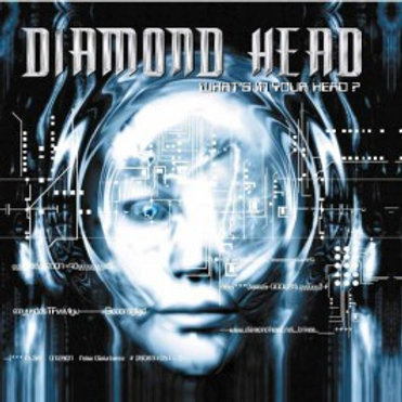 DIAMOND HEAD - WHAT'S YOUR HEAD ? - LP