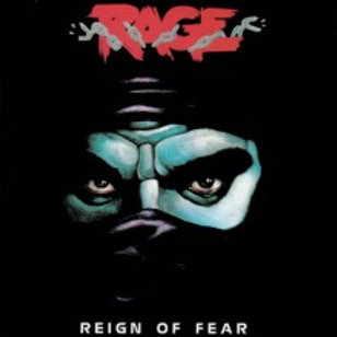 RAGE - Reign Of Fear - CD