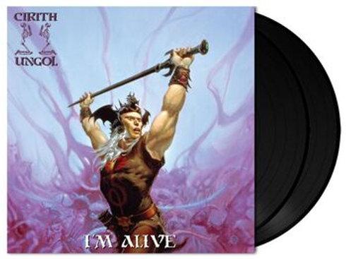 CIRITH UNGOL - I'm Alive DOUBLE LP