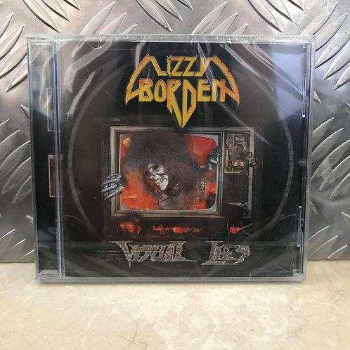 LIZZY BORDEN - Visual Lies - CD