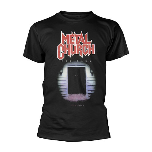 METAL CHURCH - The Dark - T shirt