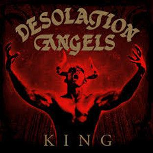 DESOLATION ANGELS - King - LP