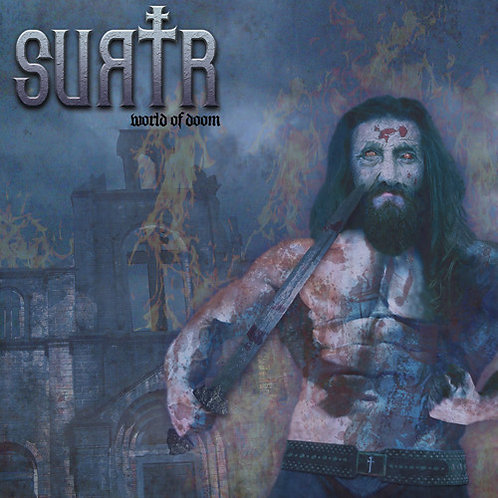 SURTR - World Of Doom - CD
