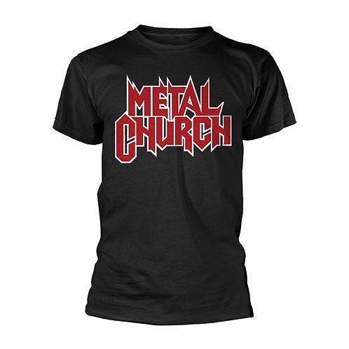 METAL CHURCH - Classic Logo - T shirt