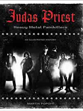 JUDAS PRIEST - Heavy Metal Painkillers
