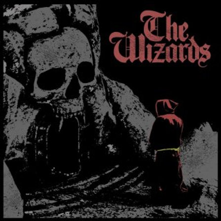THE WIZARDS - The Wizards - White LP