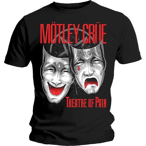 MOTLEY CRUE - Theatre Of Pain - Official T shirt