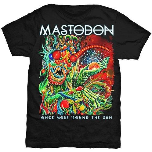 MASTODON - Once More Round The Sun - T shirt