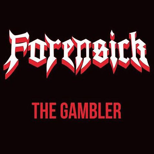FORENSIK - THE GAMBLER - CLEAR RED EP