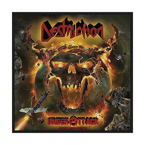 DESTRUCTION - Under Attack - Digi CD