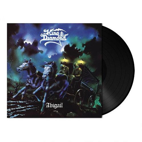 KING DIAMOND - Abigail - BLACK LP