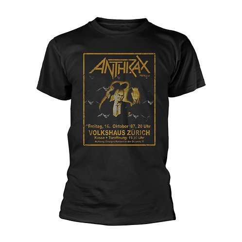 ANTHRAX - Among the Living - T shirt