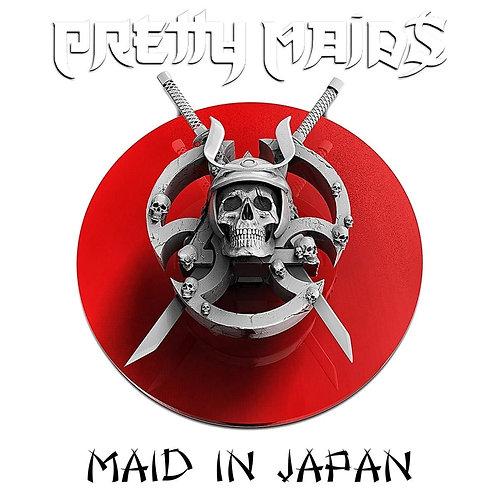 PRETTY MAIDS - Maid In Japan - DIGI CD/DVD