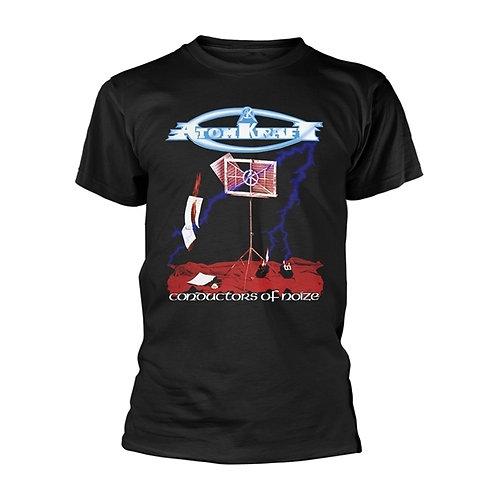 ATOMKRAFT - Conductors Tour '87/88 - T shirt