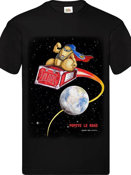 TITAN - Popeye Le Road - T shirt
