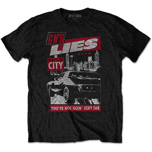 GUNS N' ROSES - Move to the City - T shirt