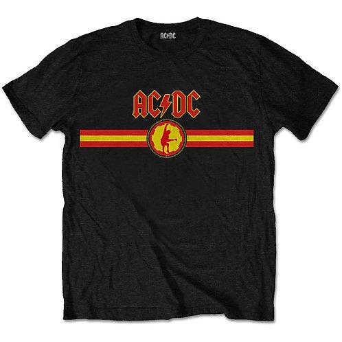 AC/DC - Stripe   - Official T-shirt
