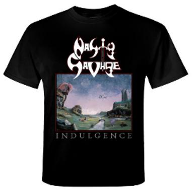 NASTY SAVAGE - Indulgence - Official T shirt