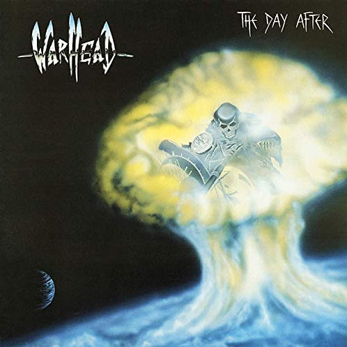 WARHEAD - The Day After DIGIPACK CD